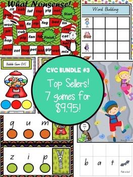 CVC *BUNDLE* #3 ON SALE!
