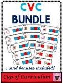 CVC Task Cards BUNDLE