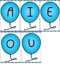 CVC Balloon Sound Sort