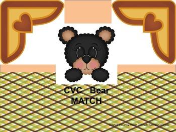 CVC Bear Match