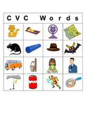 CVC Bingo Board #1