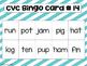 CVC Bingo Game!