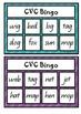 CVC Bingo Set 1