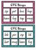CVC Bingo Set 2