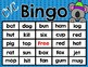 CVC Bingo Winter Themed
