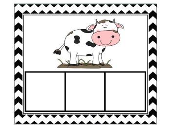 CVC  Blank Word Cards