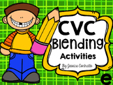 CVC Blending Activities Short E
