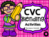 CVC Blending Activities Short O