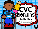 CVC Blending Activities Short U