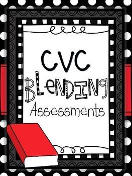 CVC Blending Assessment Lists