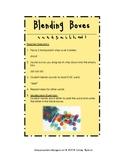 CVC Blending Boxes - Centers Activity