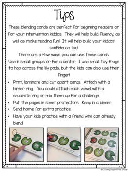 CVC Blending Cards!