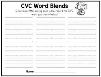 CVC Blending Cards