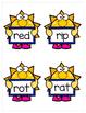 """CVC Blending Cards--Onset """"R"""""""