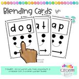 CVC Blending Cards Self Correcting