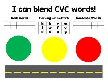 CVC Blending Mat