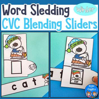 CVC Blending Sliders