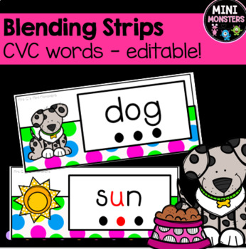 CVC Blending Strips