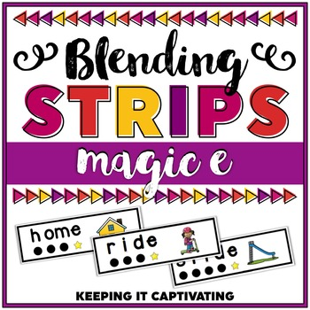 Magic E Blending Strips