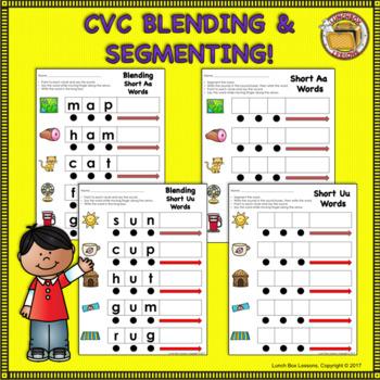 CVC Blending and Segmenting