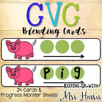 Blending Cards - CVC