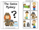 Reading Comprehension Interactive Book- The Cookie Mystery