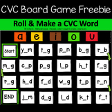 CVC Board Game FREEBIE