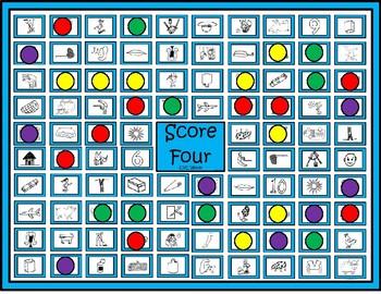 "CVC Game ""Score Four"""
