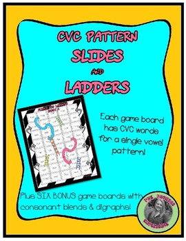 CVC Board Game: Slides & Ladders