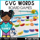 CVC Board Games - 17 Fun Games!