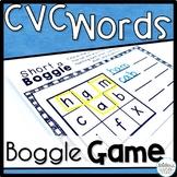 CVC Words Game