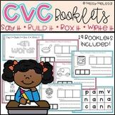 CVC Booklets