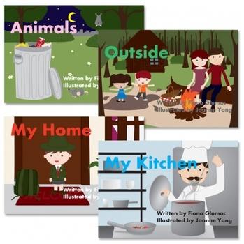 CVC Books to Develop Decoding Skills of Pre-Readers