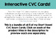 CVC Boom Cards Bundle