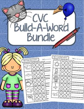 CVC Build-A-Word Bundle
