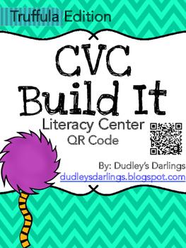 CVC Build It, Write It, Scan It (Truffula Edition)