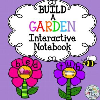 CVC Build a Garden Interactive Notebook