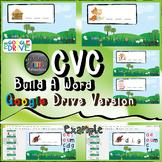 *UPDATED* CVC Build a Word - Google Drive Interactive Version