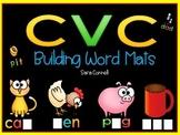 CVC Building Words Mats