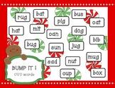 CVC Bump It Game Gingerbread