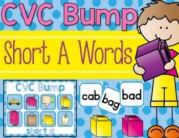 CVC Bump {Short a}