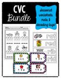 CVC Worksheet Bundle