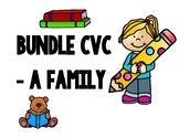 CVC Bundle - A Family