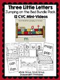 CVC Bundle Mini Lessons