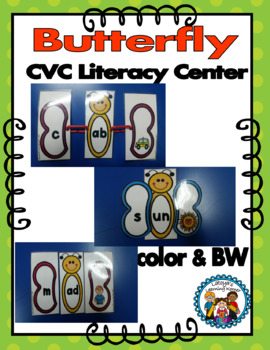 CVC Butterfly Literacy Center