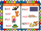 CVC/ CCVC Short 'a' Picture Mini book -  Word Families (61 words) Jolly Phonics