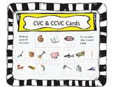 CVC & CCVC cards