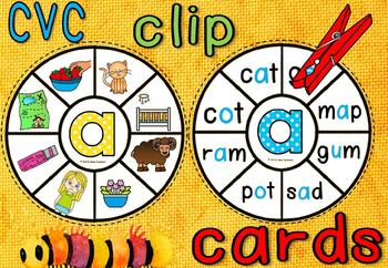 CVC CLIP CARD WHEELS (FREE sample)