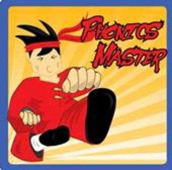 CVC, CVCC, CCVC and more. Phonics Master Level 2