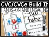 CVC/CVCE Build It Mats